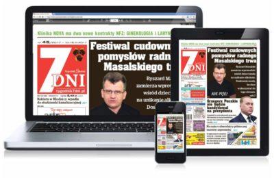 Tygodnik 7DNI nr 45/2017