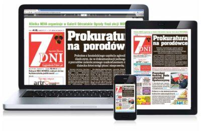 Tygodnik 7DNI nr 46/2017