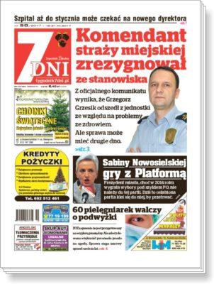 Tygodnik 7DNI nr 50/2017