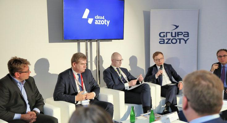» Grupa Azoty chce być nie tylko beneficjentem krajowych inicjatyw rozwojowo-edukacyjnych, ale także ich aktywnym uczestnikiem, a wręcz liderem.